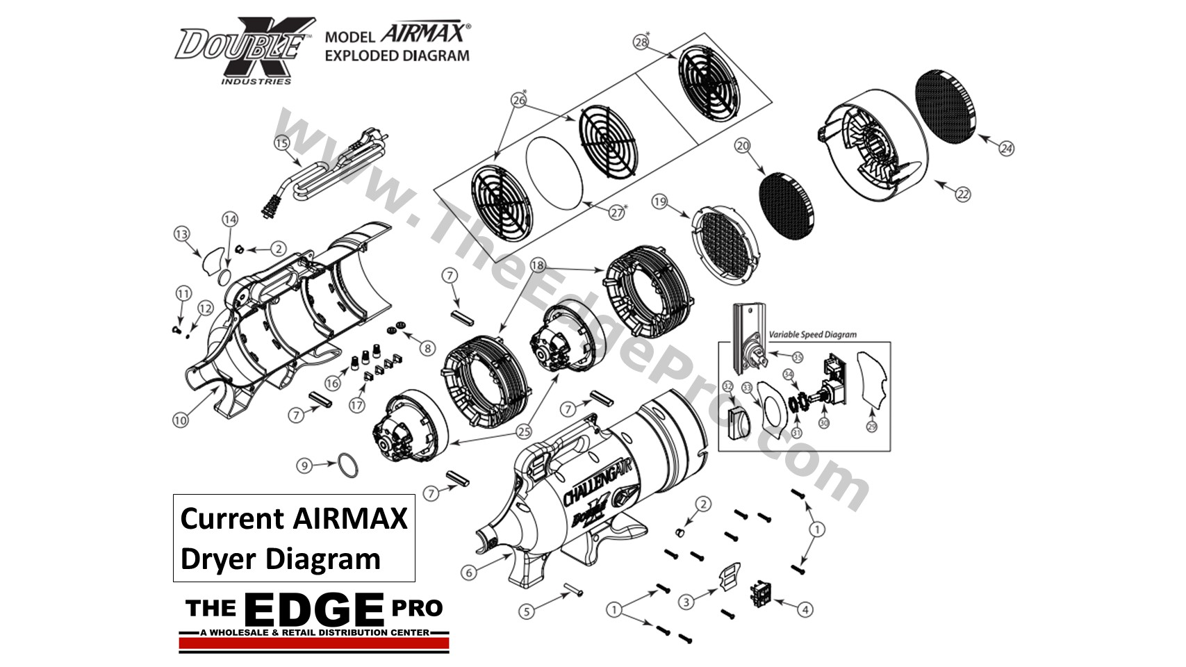 Challenge Air Airmax Dryer The Edge Pro Schematic Click Here To Download Current Factory