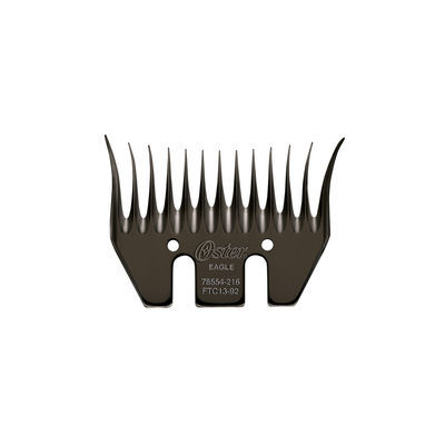 Eagle 13 Tooth Goat Comb