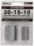 More about the 'WAHL 2 HOLE ADJ BLADE 10-30' product