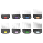 More about the 'DETACHABLE BLADE STAINLESS STEEL COMBS (8 PIECE SET)' product