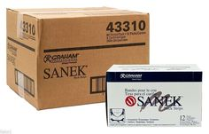 Picture of Sanek Neck Strips, Case Of 4 Boxes
