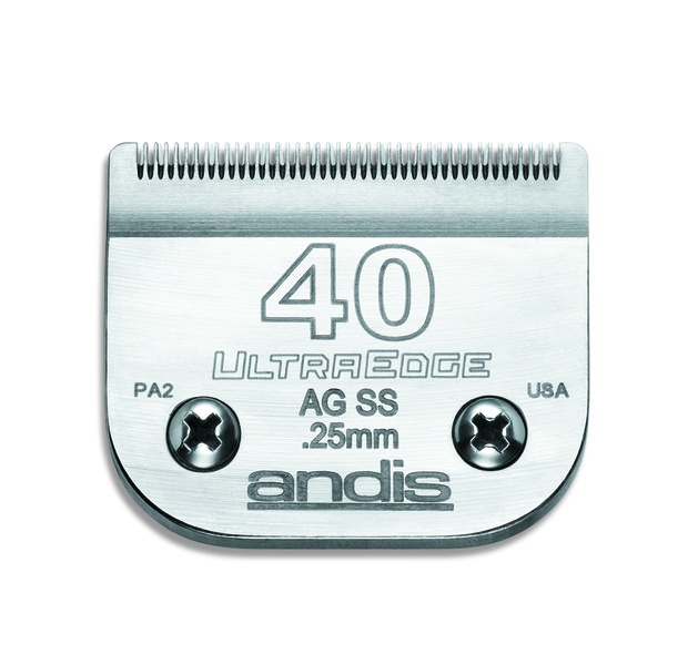 Ultraedge Detachable Blade, - 40 SS