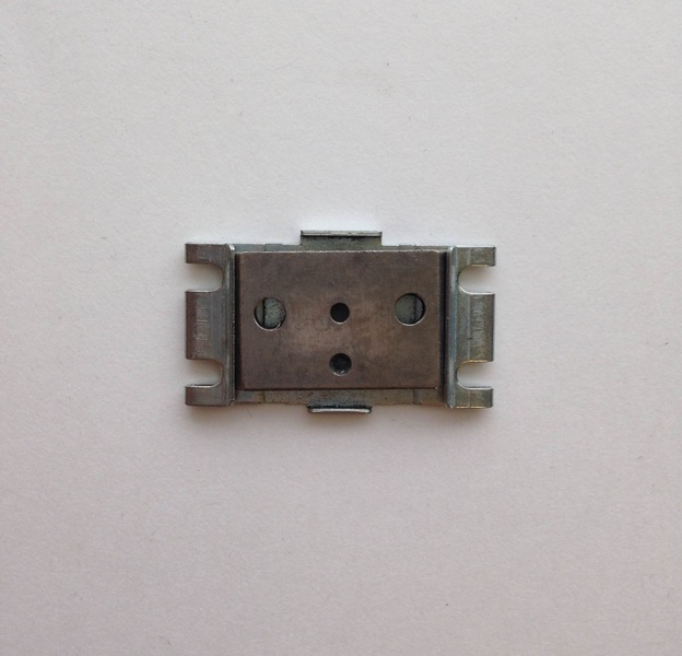 picture of ml blade pad & guide assy