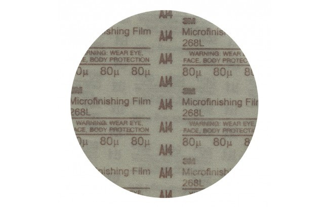 "80 Micron 6"" Hook And Loop Disc - Single Disc"